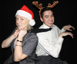 Christmas Party Photo Booth Rental