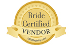Bride Certified by 1800Registry.com