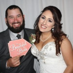 Krum / Denton TX Wedding Reception Photo Booth Rental